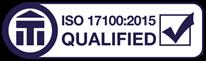 ISO 17100:2015 Logo